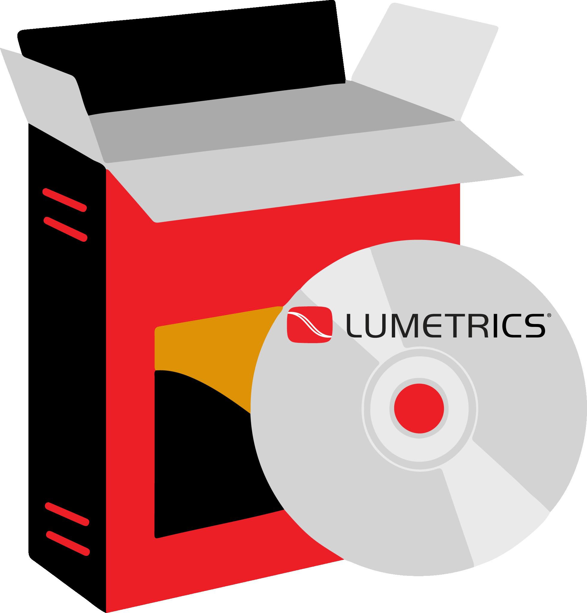 Lumetrics Software Output Comparison